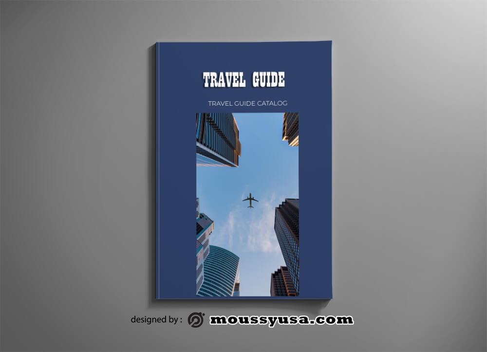 PSD templates For Travel Guid Catalog