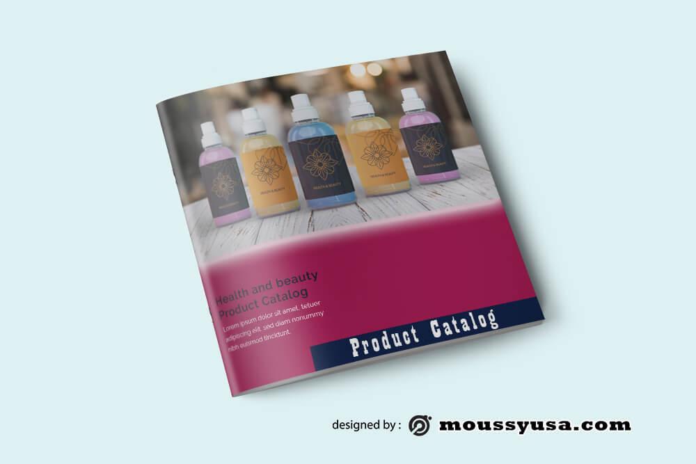 Product Catalog templates Design