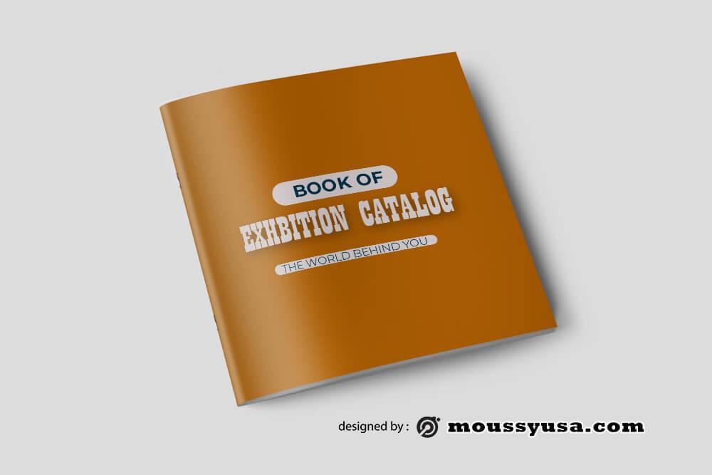 Sample Exhbition Catalog templates