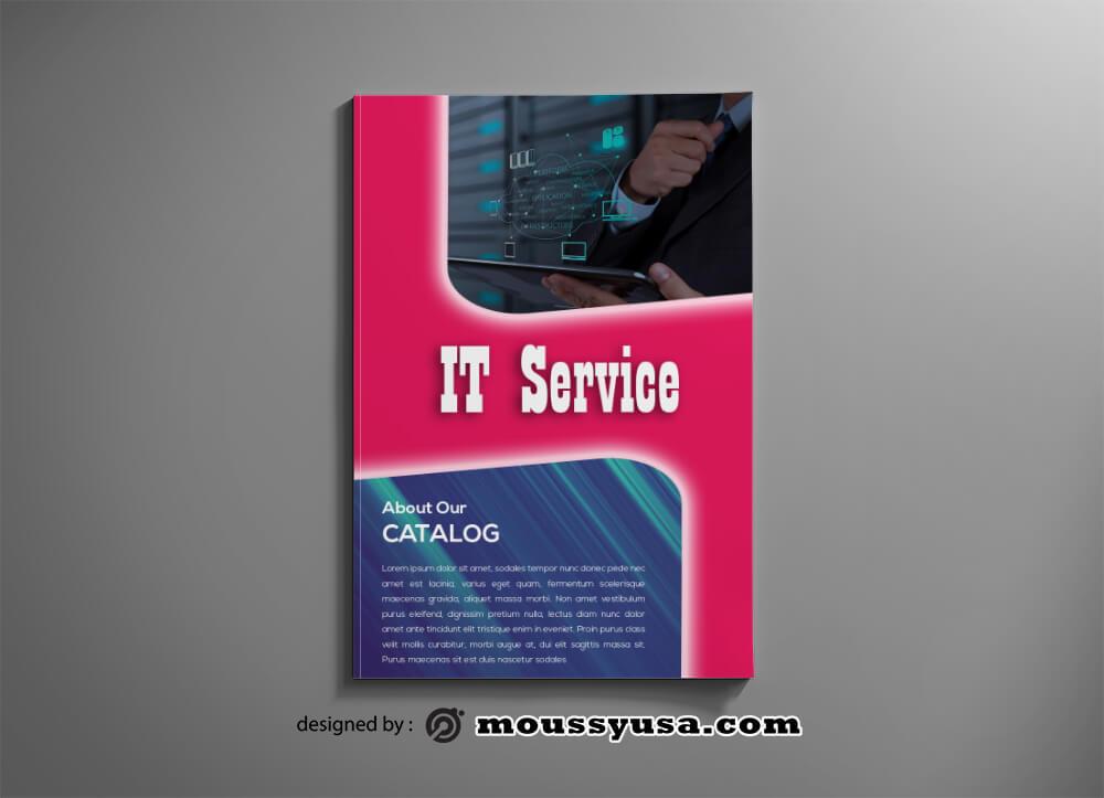 Sample IT Service Catalog templatess