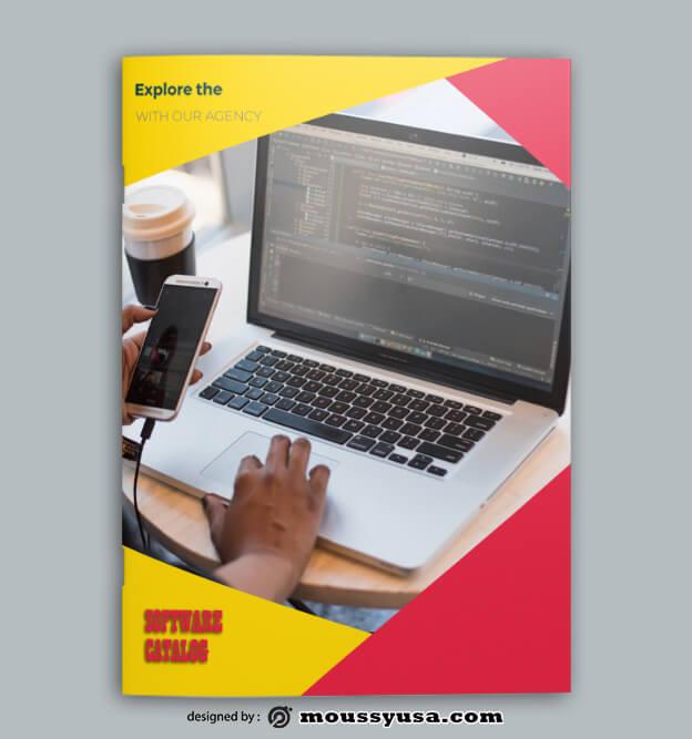 Software Catalog Design Ideas