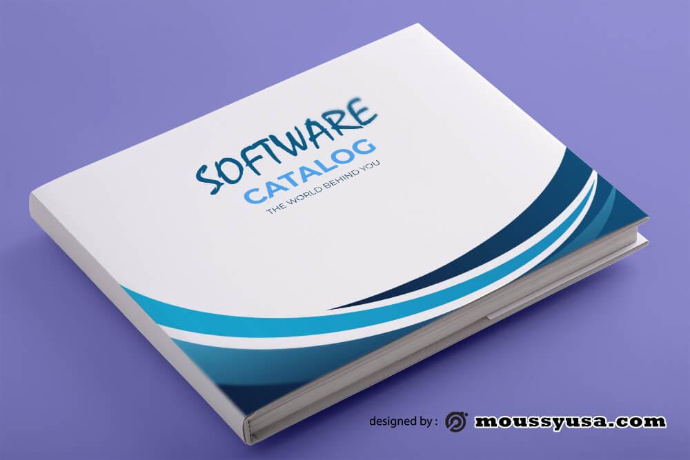 Software Catalog Design templates