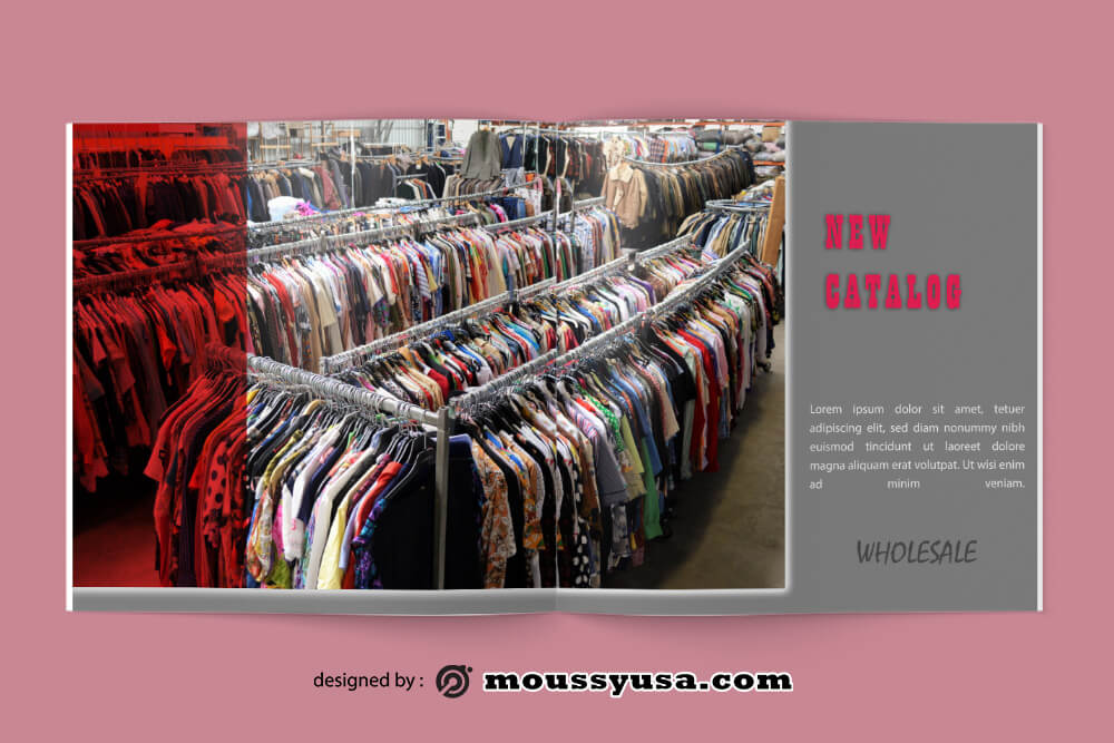 Wholesale Catalog Design Ideas