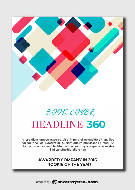 cover page template for photoshop