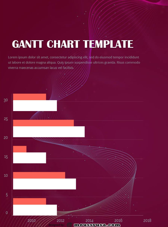 gantt chart free download psd