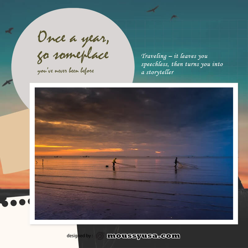 note card free psd template