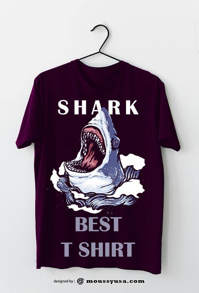 t shirt free psd template