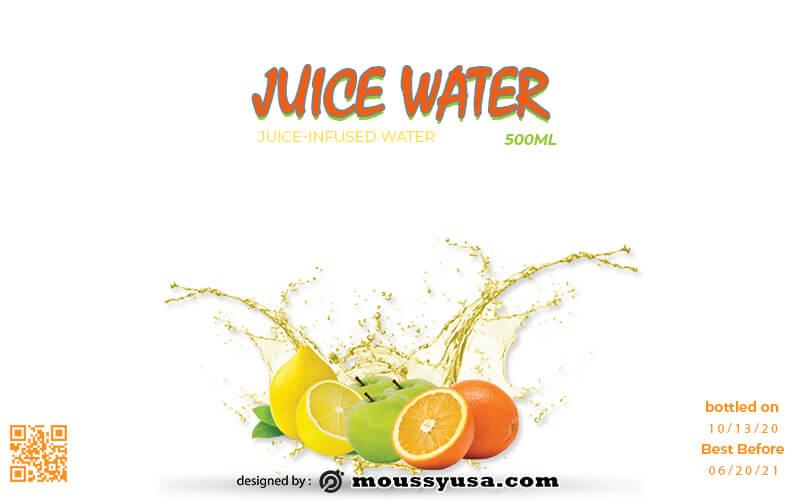 water bottle label free download psd