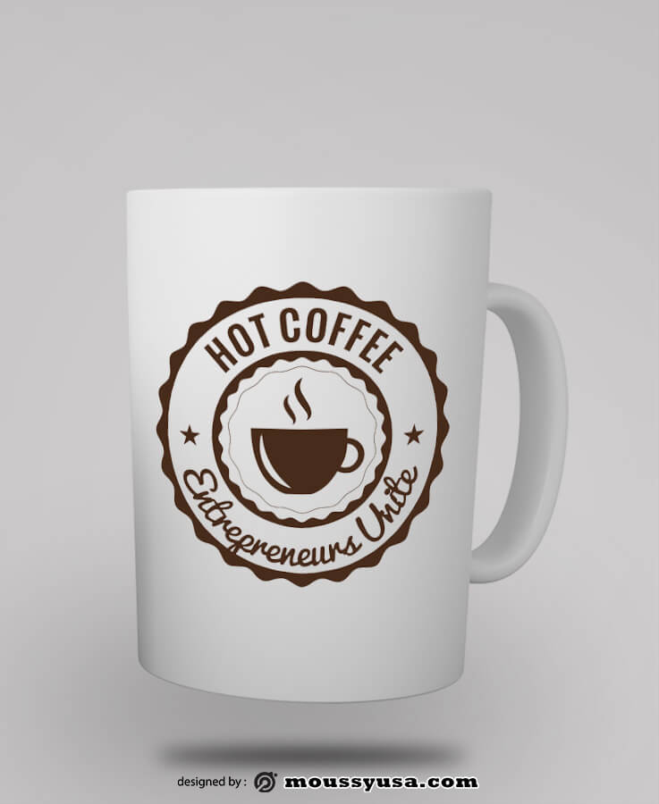 coffee mug free download psd