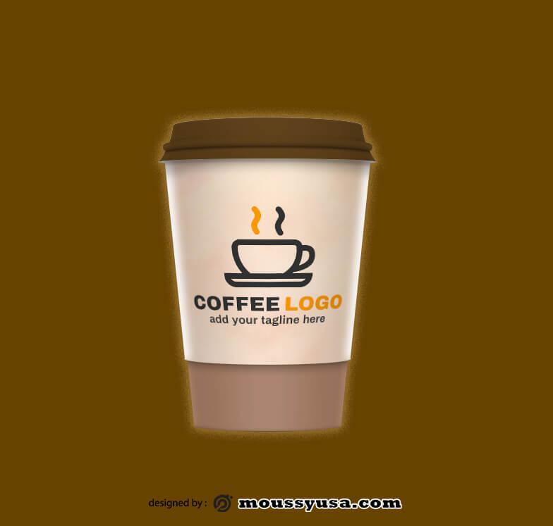 coffee mug template for photoshop