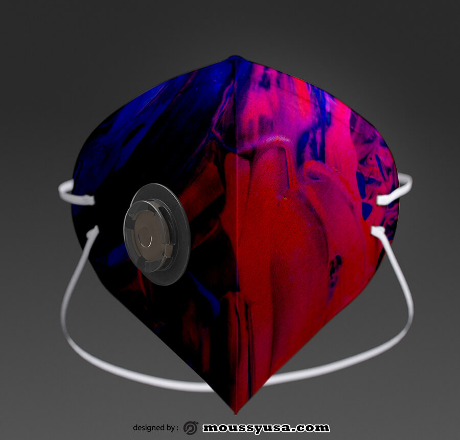 mask template in psd design