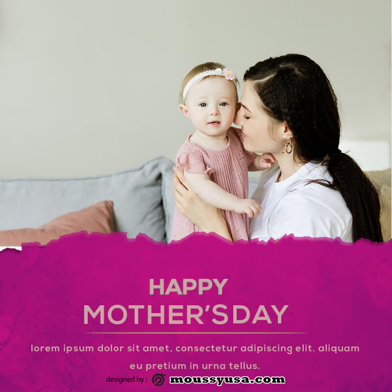 mothers day card free download psd