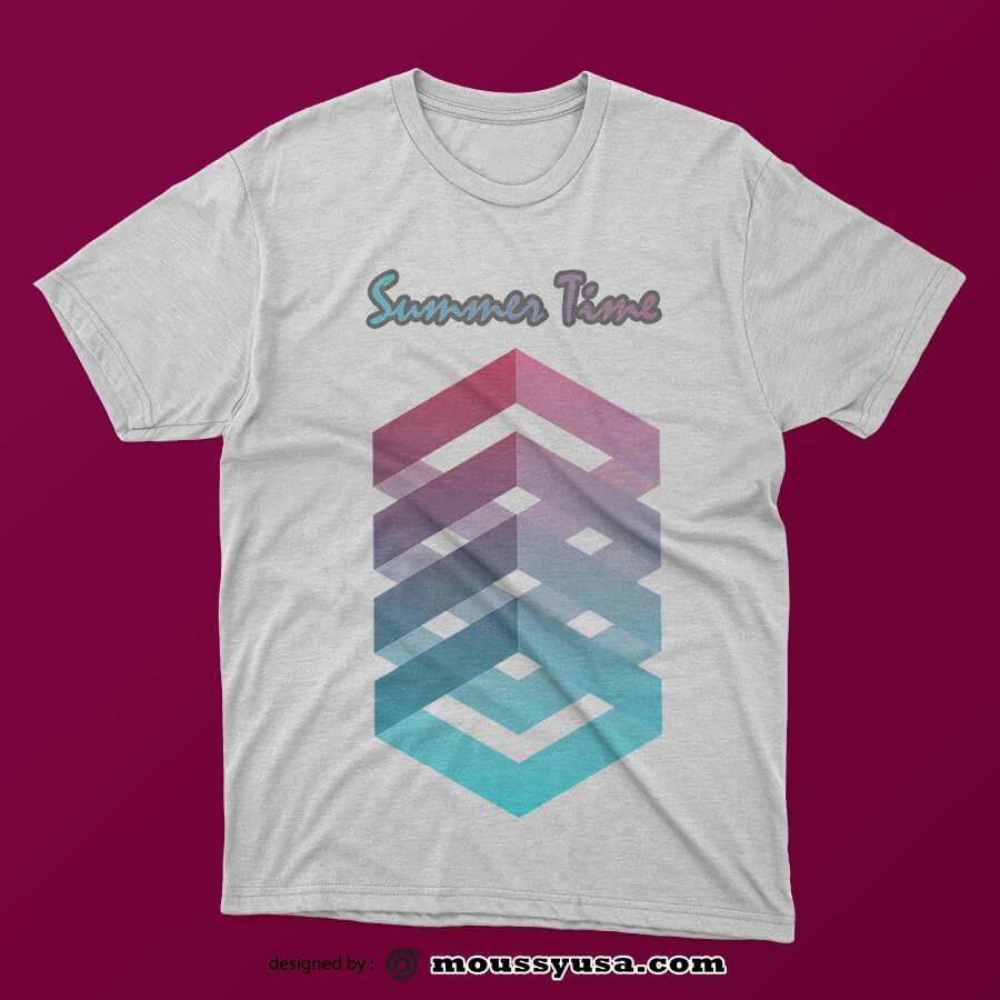 polo shirt in psd design