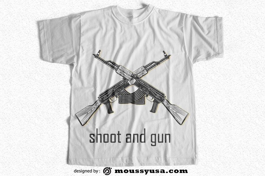 tee shirts customizable psd design template