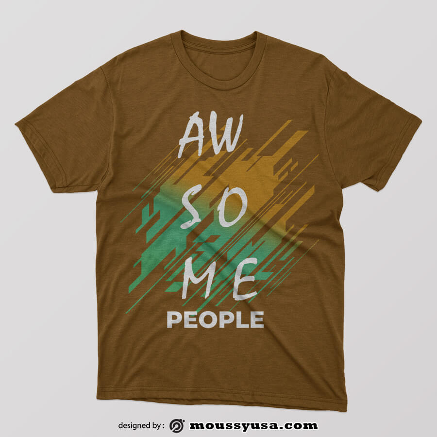 tee shirts free psd template
