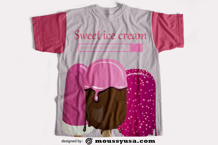 tee shirts template free psd