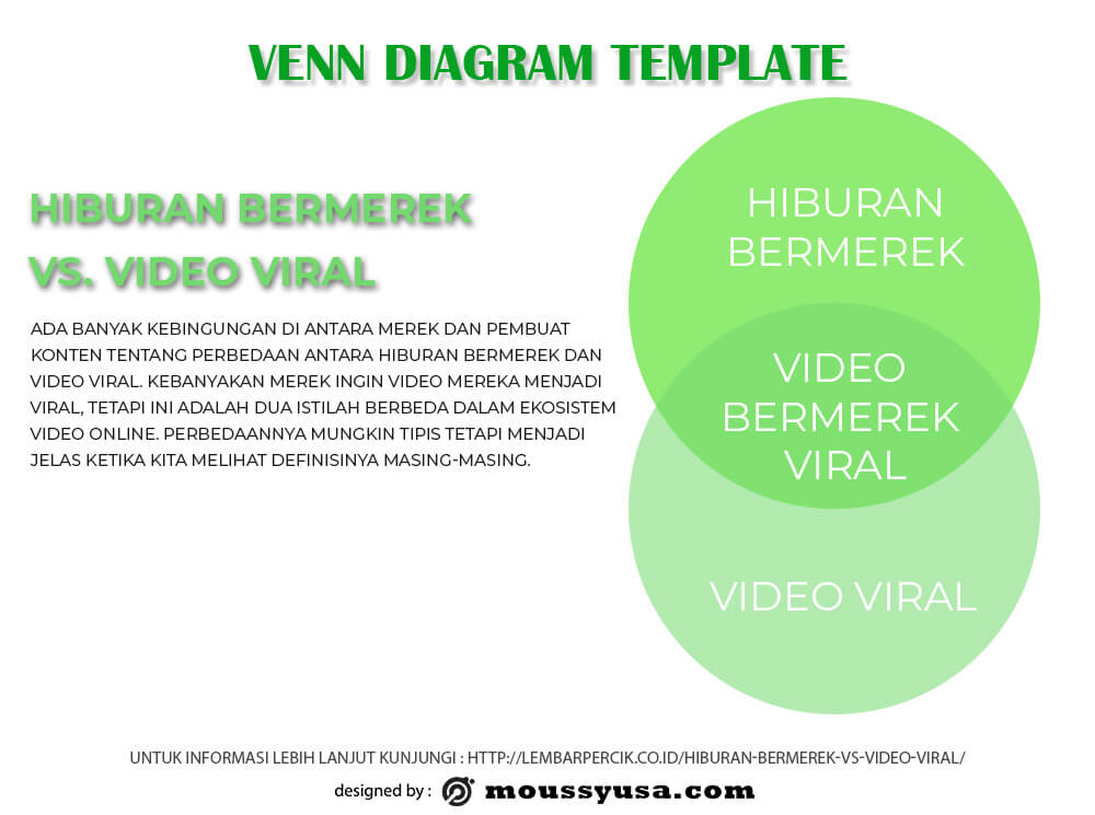 venn diagram template free psd template